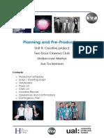planning u8