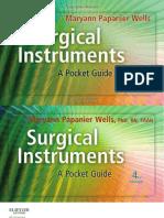 Surgical Instruments - A Pocket Guide - 4E [PDF] [UnitedVRG]