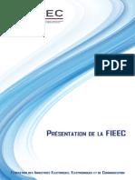 Fieec - Presentation Et Syndicats Janvier 2016 Vf