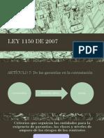 LEY 1150 DE 2007.pptx