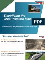 Electrifying Great Britain Railway National Rail