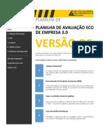 Avaliação Econômico Financeira de Empresa 3.0 Demo