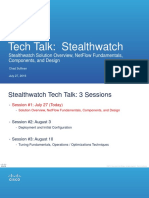 StealthwatchSolutionOverview TechTalk Security