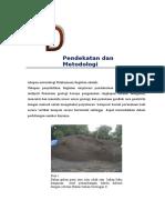 Bagian D - Pendekatan dan Metodologi1.doc