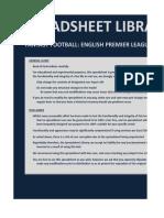 FPL Fixture Analysis v0.01