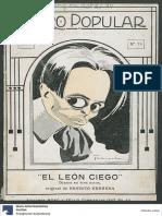El Leon Ciego
