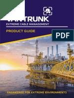 Vantrunk 2018 Catalogue