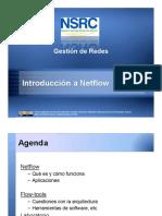 Gestión de Redes Introducción a Netflow