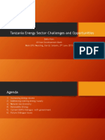 RAB2319Tanzania Energy Sector-Challenges and Opportunities