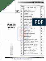 Physics Gutka XI[Pmtcorner]