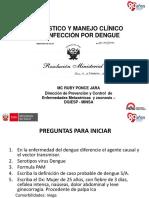 Dengue - Descripción Mar2017
