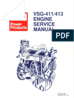 194-264 VSG411 Service Manual Early