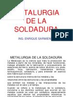Metalurgia de La Soldadura Actualiz