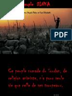 Los Dinka, Nómadas de Sudán .....