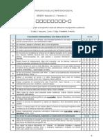 Cuestionario básico para sondear el nivel de conocimientos de uso de las TIC 2