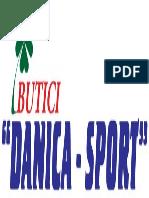 Danica Sport logotip
