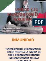 Inmunidad y Su Relación Con El Virus Vih