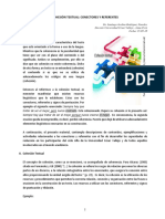 Cohesión Textual_conectores y Referentes