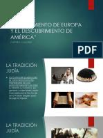 Clases Unidad II El nacimiento de Europa y el descubrimiento de América