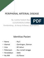 Arterial Diseases.kul Pptx