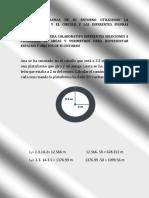 Resuelve Problemas de Su Entorno Utilizando La Circunferencia y El Circulo y Las Diferentes Figuras Asociadas