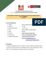 Reglamento Interno Biblioteca Colegios