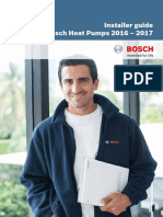 Installer Guide Bosch Heat Pumps 2016–2017 en Preview7