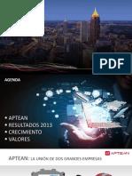 2014 Presentación Corporativa BO