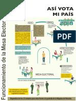 Cómo se vota en el estado Amazonas