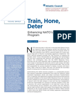 Train, Hone, Deter