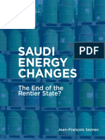 Saudi Energy Changes