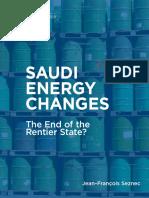 Saudi Energy Changes
