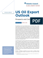 US Oil Export Outlook