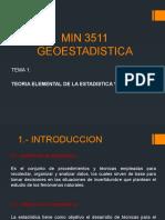 Min 3511 Geoestadistica Tema1 2013