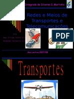 MEIOS DE TRANSPORTE E TELECOMUNICAÇÕES 2