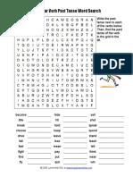 IrregularVerbPastTenseWordSearch2-1