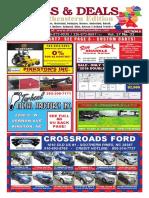 Steals & Deals Southeastern Edition 5-17-18