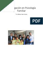 Investigación en Psicología Familiar