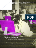 Digital Labour Structuring Feeling