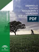 Desarrollo Positivo Adolescente y Los Activos Que Lo Promueven