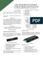 Informe 03 PICC