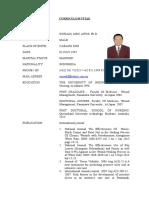 CV Suriadi 2016