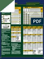 Tabla Resumen Seleccion Flechas