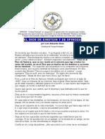 EL DIOS DE EINSTEIN Y DE ESPINOZA.pdf