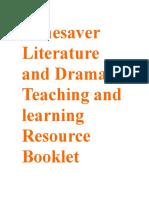 Literary Terms Literature