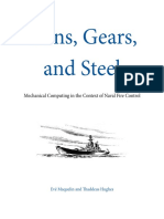 Mechanical Computing in the Context of Naval Fire Control