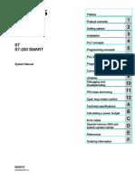 S7-200 SMART System Manual (v2.1)