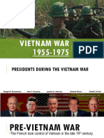 vietnam war  ppt