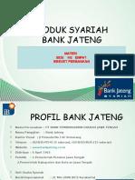 Produk Dana & Pembiayaan BANK JATENG SYARIAH (MAteri Ke Empat) - Copy