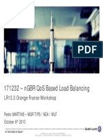 02 LR13.3 ORF Workshop 171232 NGBR QoS Based Load Balancing